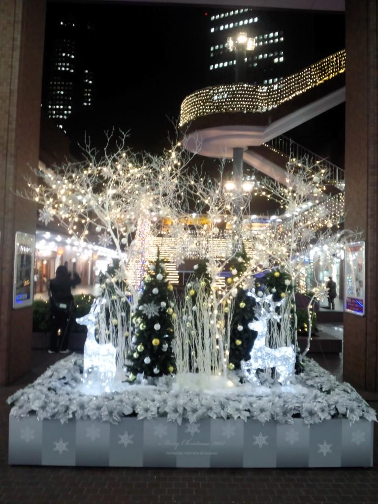 クリスマスイルミネーション in TOKYO