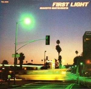First Lightのジャケット写真