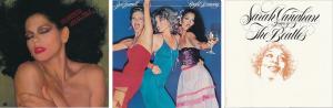 左から、Ray Barretto   Can You Feel It、Joe Farrell   Night Dancing、Sarah Vaughan   Songs Of The Beatles