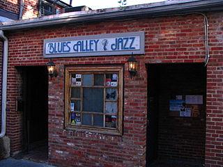 ブルース・アレイ(著作権者:Rudi Rietさん、ライセンス:CC BY-SA 2.0、http://en.wikipedia.org/wiki/Blues_Alley)クリエイティブ・コモンズ 表示-継承 2.0 非移植ライセンス