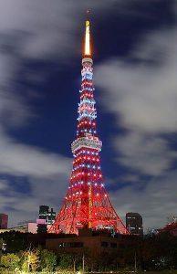 東京タワー「ダイヤモンドヴェール」