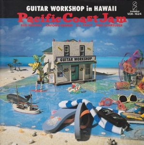 Guitar Workshop In Hawaii - Pacific Coast Jam