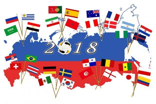 サッカーロシアW杯2018