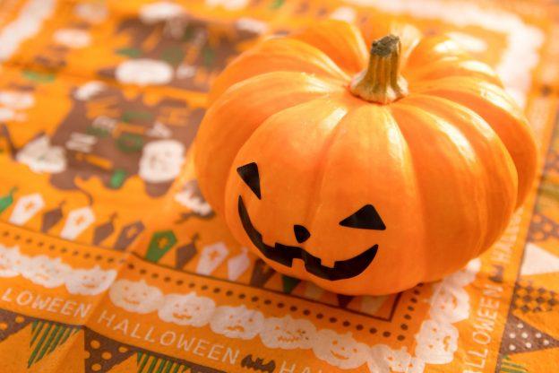 (C)ELFA ぱたくそ「ハロウィンのかぼちゃ」