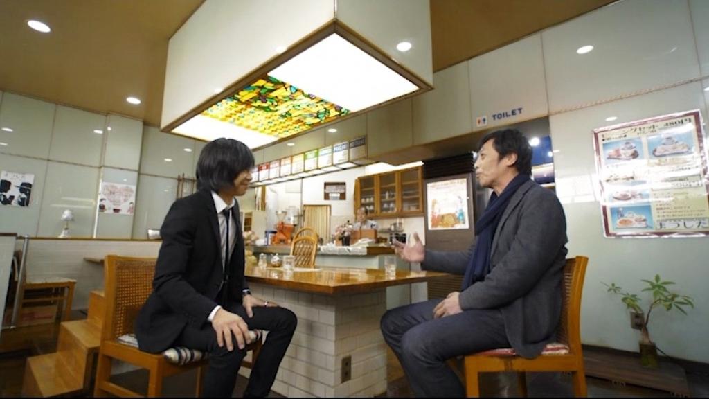 「宮本浩次×挾土秀平」 - SWITCHインタビュー 達人達 - NHK