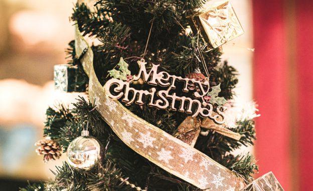 (c)すしぱく ぱたくそ「メリークリスマスツリー」(フリー素材)