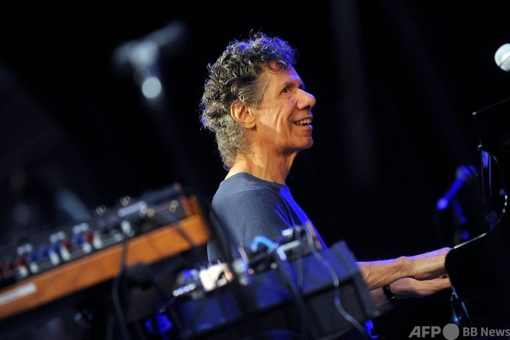 チック・コリア氏、がんで死去 ジャズ界の巨匠 :AFPBB News