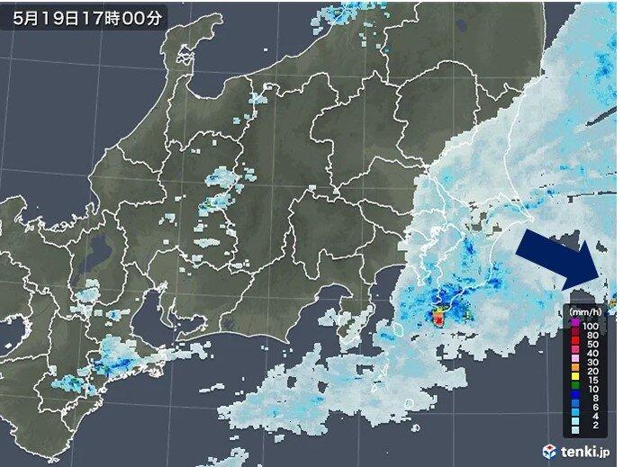 関東 ぐずぐず天気 このまま梅雨に?(日直予報士 2021年05月19日) - 日本気象協会 tenki.jp